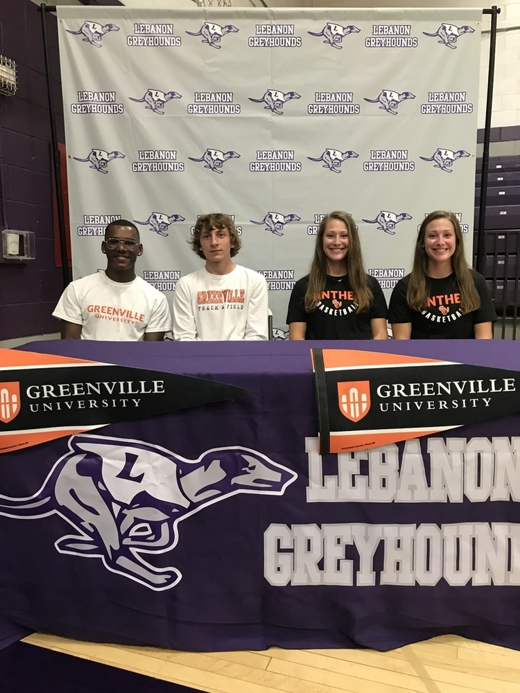 Greenville University Bound