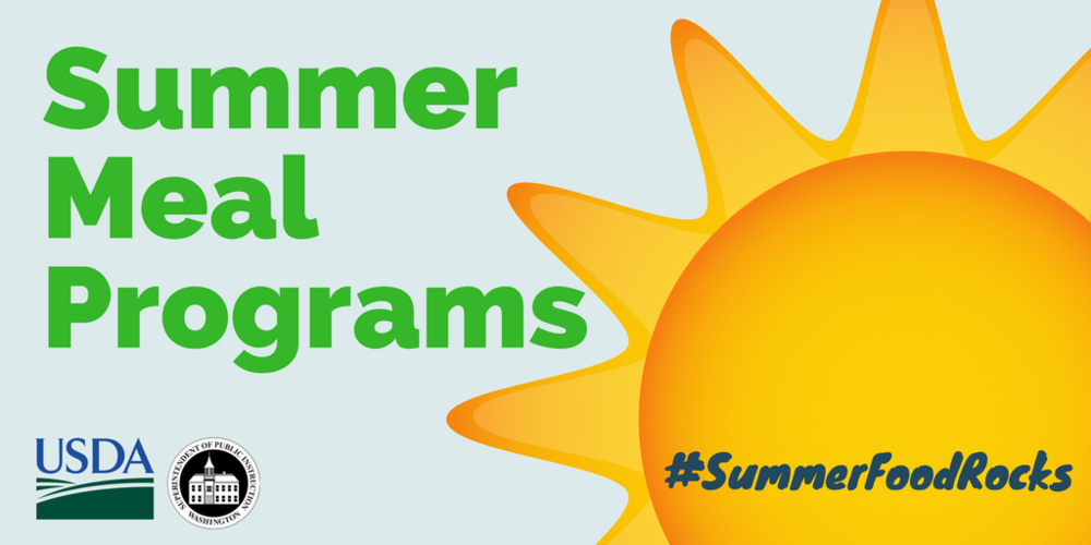 Information on Summer Meal Programs