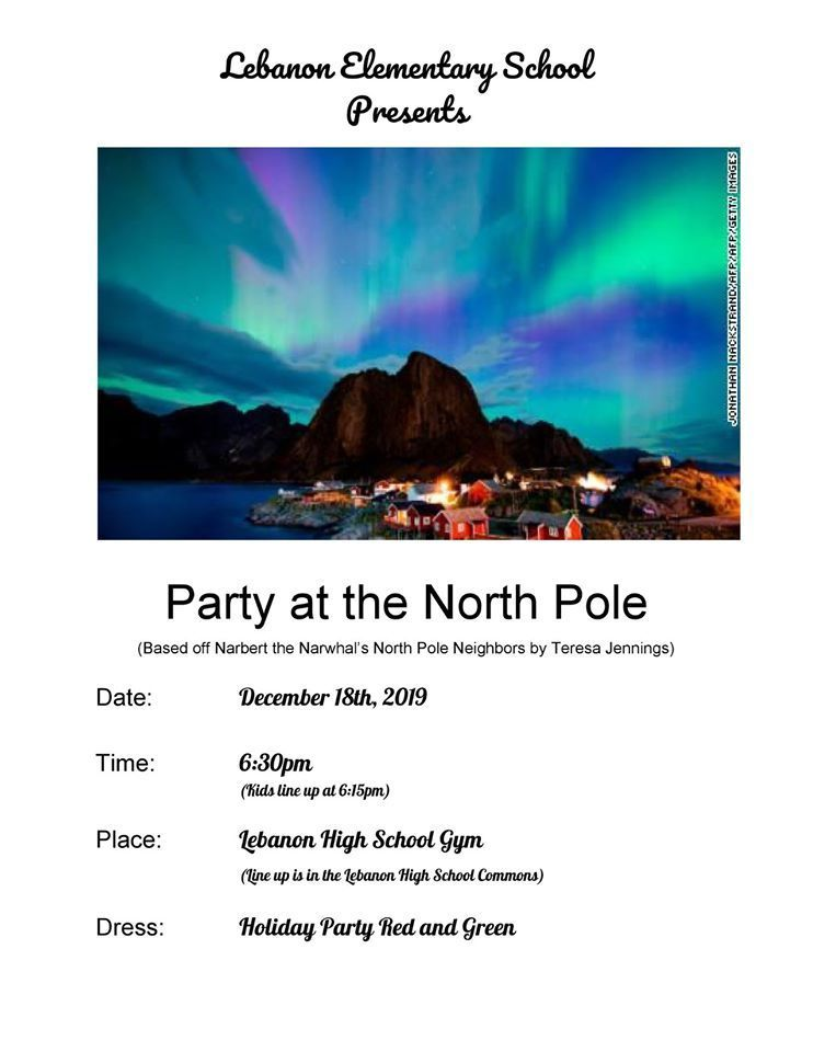 Party At The North Pole