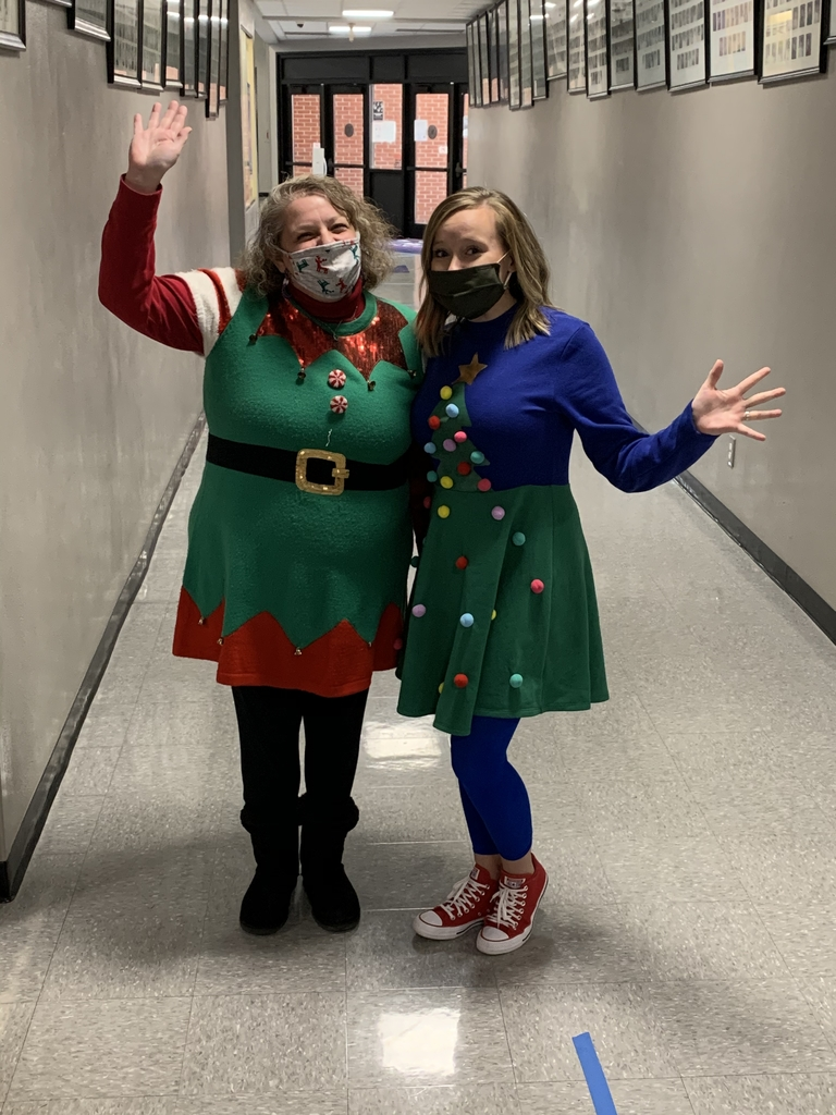 Happy Holidays from the office staff