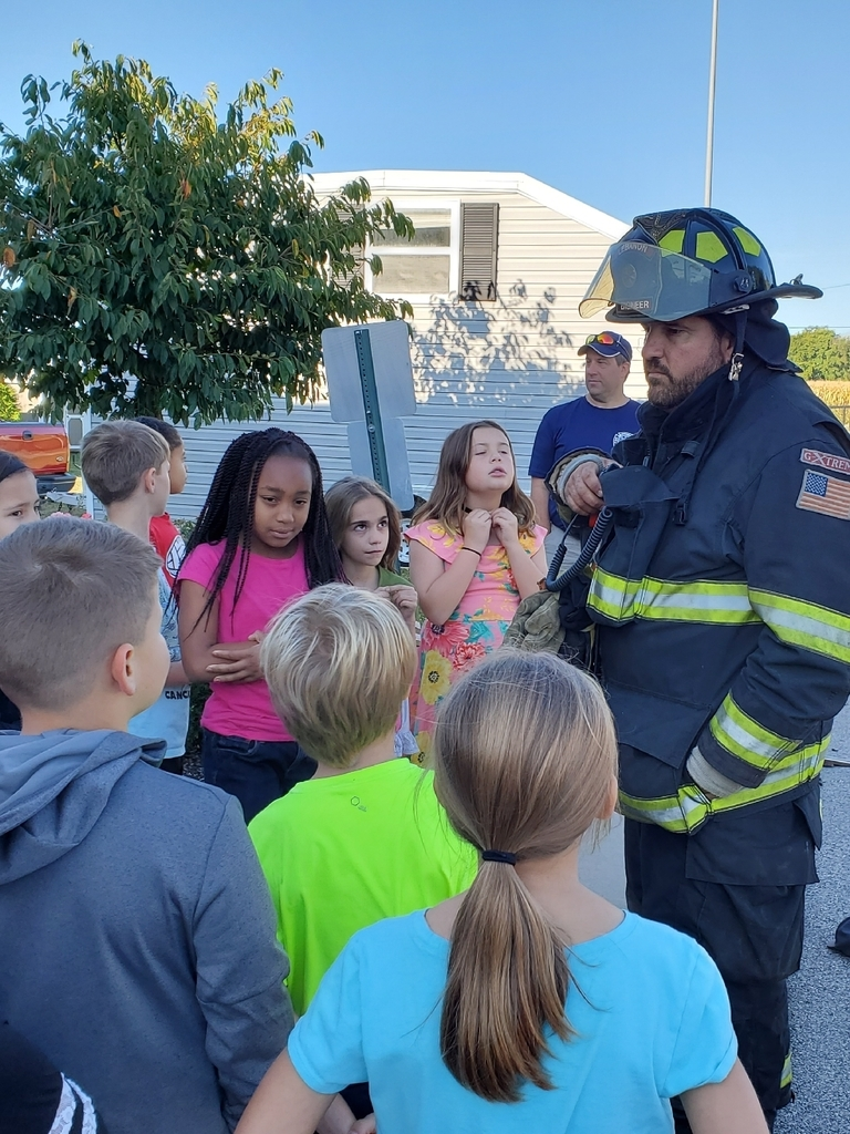 Listening to Firefighter Kevin.