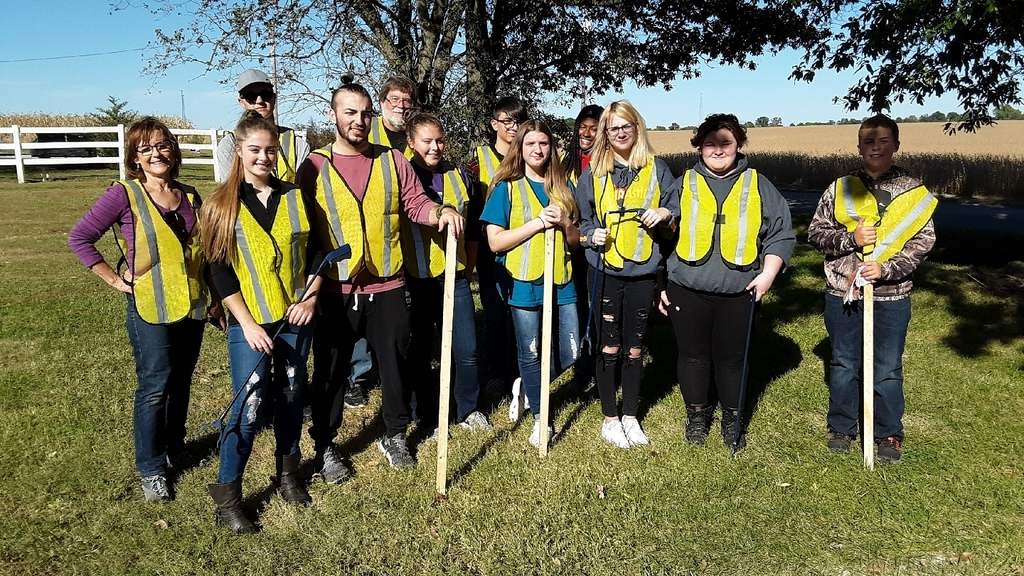Ecology and Interact Clubs