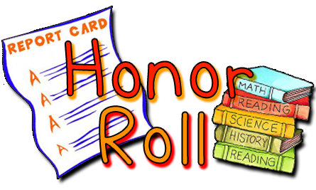 Honor Roll 1st Semester
