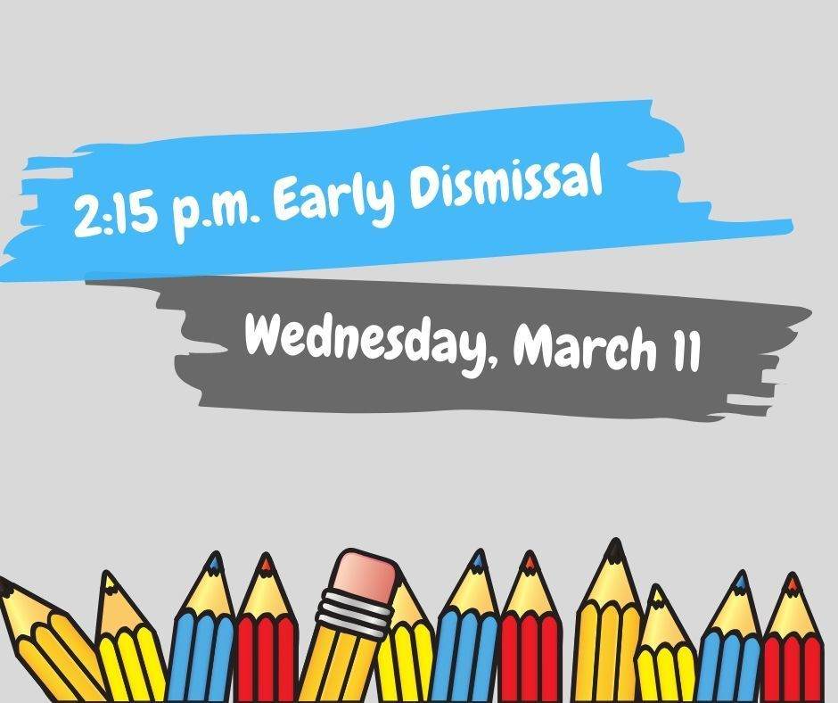 3/11 early dismissal