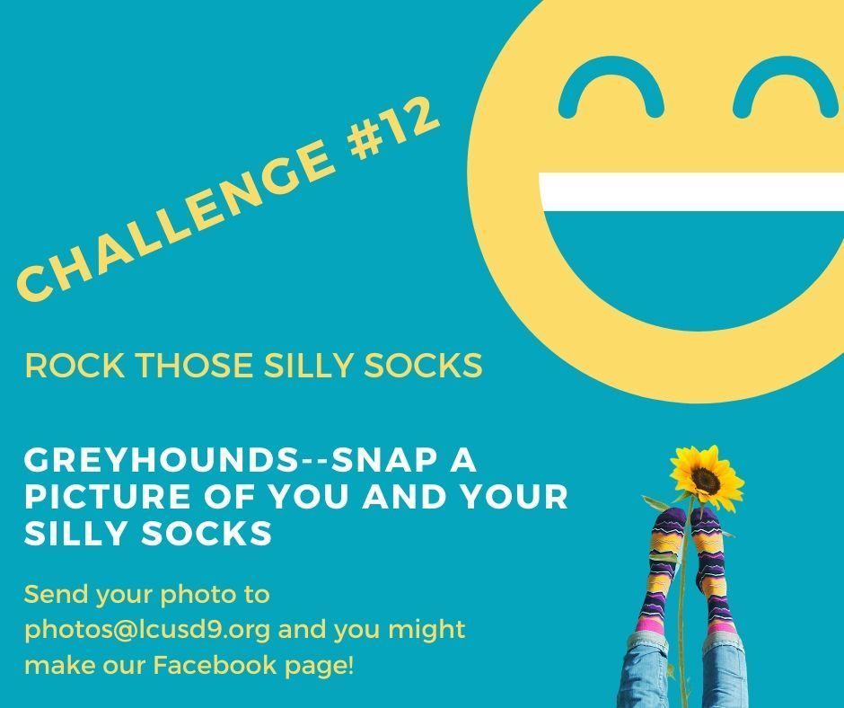 Silly Socks Challenge
