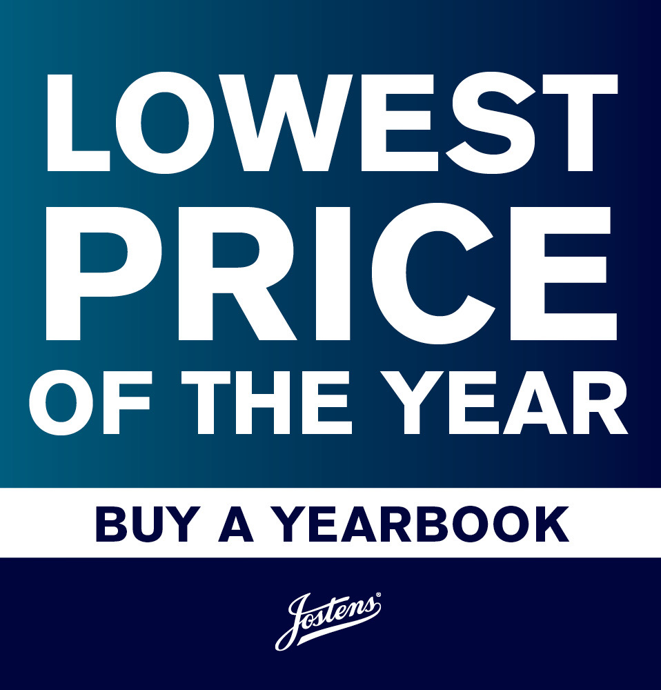 Lowest price of the year. Buy your yearbook now.